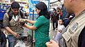 Trujillo: rescatan a mascotas en operativo municipal