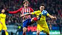 Atlético Madrid superó 2-0 Borussia Dortmund por la Champions League [RESUMEN]