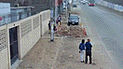 SJM: pistas permanecen rotas por obras inconclusas