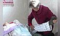 China: mujer de 75 cuidó de su hijo durante los 12 años que estuvo en coma