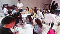 Lambayeque: capacitan a organizaciones comunales en metodología para la fijación de la cuota familiar