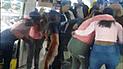 Cercado de Lima: arrojan thinner a una mujer en Las Malvinas [VIDEO]
