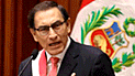 Martín Vizcarra anuncia diálogo con fuerzas políticas a partir de diciembre