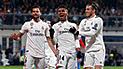 Real Madrid goleó 5-0 de visita al Viktoria Plzen en la Champions League 2018 [GOLES]