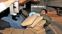 Callao: incautan más de 250 kilos de marihuana 'creepy' camuflada en un camión