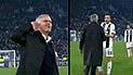 José Mourinho tuvo polémico gesto tras vencer a la Juventus en la Champions League [VIDEO]