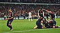 Atlético Paranaense derrotó 2-0 al Fluminense por la semifinal de la Copa Sudamericana [RESUMEN]