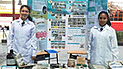 Escolares elaboraron proyecto para descontaminar aguas residuales en Tacna