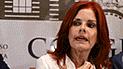 """Mercedes Aráoz a Pedro Chávarry: """"No me asustan los fiscales sicarios"""""""