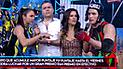Paloma Fiuza se enfurece en el set de 'Esto es guerra' por actitud de Facundo González [VIDEO]