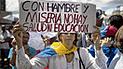 Inflación en Venezuela subió 148,2% en octubre