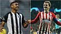 Antoine Griezmann y Aldair Fuentes jugarían juntos en la MLS