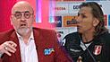 Beto Ortiz critica duramente a Gareca y le recordó cuál era su posición en Perú