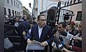 """Vizcarra: """"Antes que acabe mi mandato, Toledo estará aquí compareciendo ante la justicia"""""""