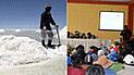 Litio en Perú: Minera canadiense ya socializa el proyecto con comunidades de Puno