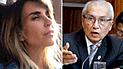 Juliana Oxenford arremete contra Pedro Chávarry y pidió que regrese a su casa