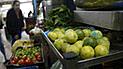 Limón se vende hasta en S/ 10 el kilo en los mercados de Lima