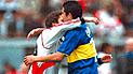 El año en que Boca Juniors jugó la Segunda y ascendió gracias a River Plate