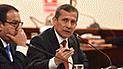 "Humala sobre informe Lava Jato: ""Lo usan para blindar a Alan y a Keiko"""