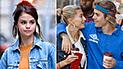 Justin Bieber y Hailey olvidan intento de suicidio de Selena con nuevo tatuaje en la cara