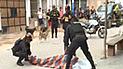 SMP: persiguen y asesinan de ocho balazos a empresario [VIDEO]