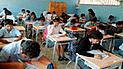 Diez mil escolares rinden evaluación censal en Tacna