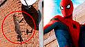 Facebook: Gato copia las técnicas de Spider-Man y logra lo imposible