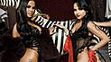 Natti Natasha y Becky G seducen en Instagram con sensual baile sobre el escenario [VIDEO]