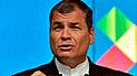 Rafael Correa solicitó asilo político a Bélgica y criticó a Lenin Moreno [VIDEO]