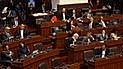 """Fujimorismo se excusa en """"boicot de la izquierda"""" por frustrado debate en el Pleno"""