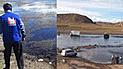 Confirman contaminación del río Ilave en Puno a causa de aguas residuales