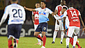 Santa Fe perdió de local 2-0 ante Junior por las semifinales de la Copa Sudamericana [RESUMEN]