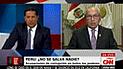 "Pedro Chávarry ataca a la prensa peruana llamándola ""limitada"""