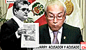 """Chávarry sobre expresiones contra Domingo Pérez: """"no tiene las formas adecuadas"""" [VIDEO]"""