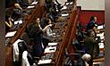 Caos, acusaciones e insultos en el Congreso por informe Lava Jato