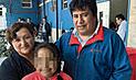 Niña de 10 años necesita apoyo para un trasplante en Buenos Aires
