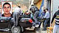 Cajamarca: testigo clave de desaparición de empresaria se mata de un balazo