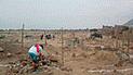 Trujillo: pobladores invaden cementerio e instalan viviendas