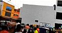 Surco: mototaxistas extranjeros sin autorización apedrean a fiscalizadores