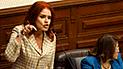 Lava Jato: Mercedes Aráoz rechazó inclusión de Alan y Keiko en informe final