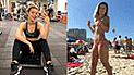 Thaísa Leal se prepara para el verano con atrevidos leggings [VIDEO]