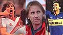 El día en que Gareca le anotó dos goles a River Plate jugando por Boca Juniors [VIDEO]