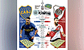 Boca Juniors vs River Plate EN VIVO: La final del siglo [INFOGRAFIA]