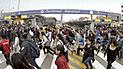 Metropolitano: pasaje vuelve a S/2,50 hasta finalizar el arbitraje