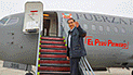 Martín Vizcarra viaja a Ayacucho para lanzamiento de la Agenda del Bicentenario
