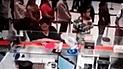 Detienen a pareja de ladrones que robó 180 mil soles a Banco de la Nación [Video]