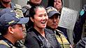 Pese a prisión preventiva, Keiko Fujimori envía carta y fotos a simpatizantes