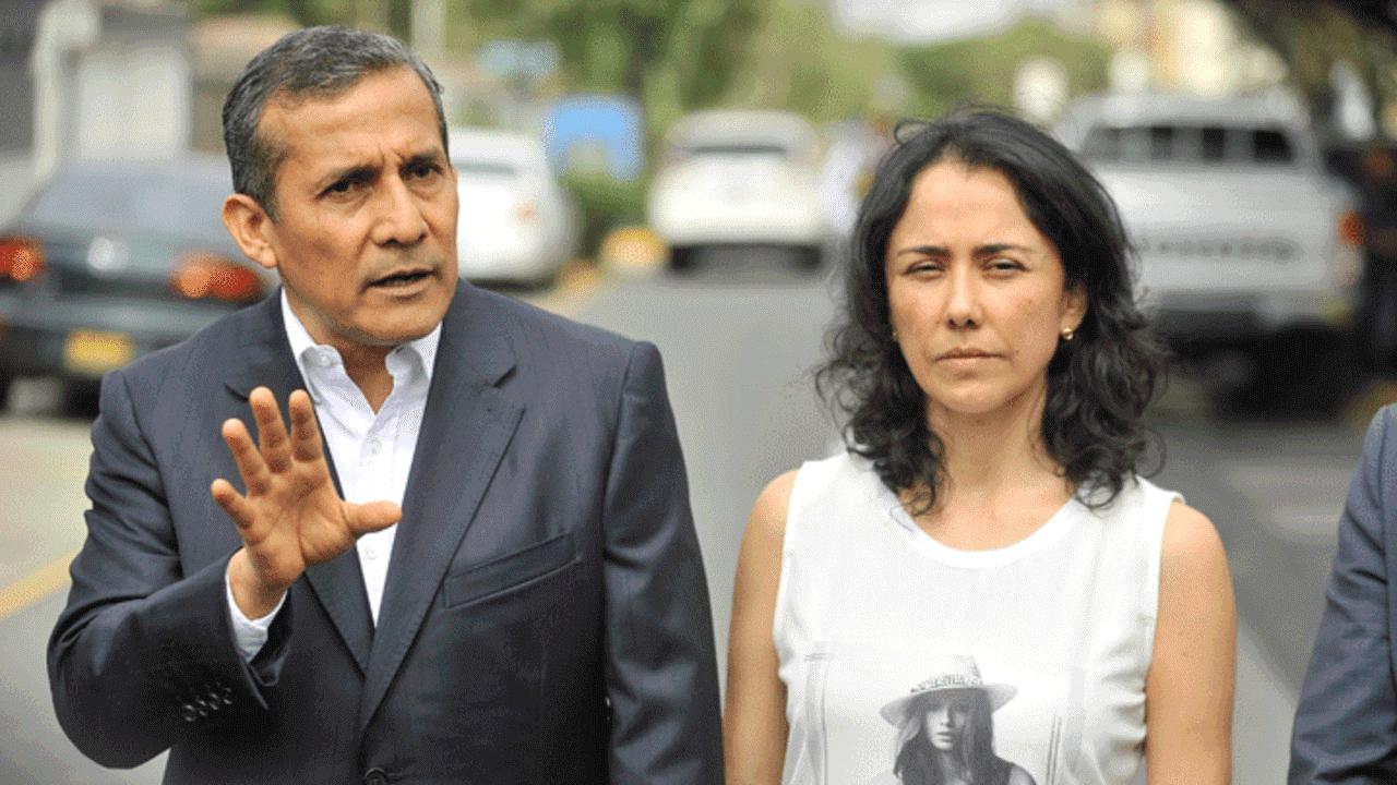 Ministerio Público pide 26 años de prisión para Nadine Heredia y 20 para Ollanta Humala