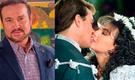 Arturo Peniche revela por qué no quería besar a Thalía en 'María Mercedes' [VIDEO]