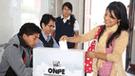 ONPE: Consulta hoy si eres miembro de mesa y dónde te tocará votar